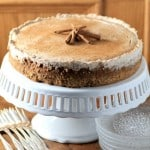 Eggnog Cheesecake by Noshing With The Nolands 480x480