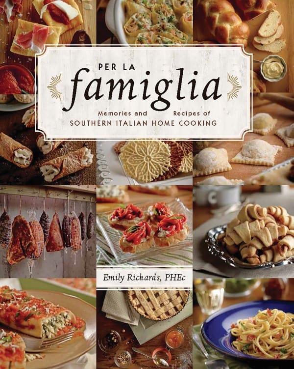 Per La Famiglia- Whitecap - Final cover