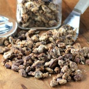 Swedish Nuts on Bonbon Break