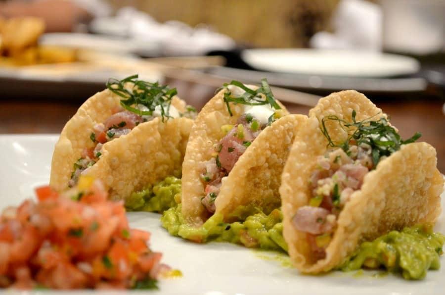 Tuna Tacos (Custom)