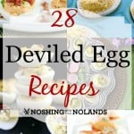 28 Deviled Egg Recipes Collage square (Small)