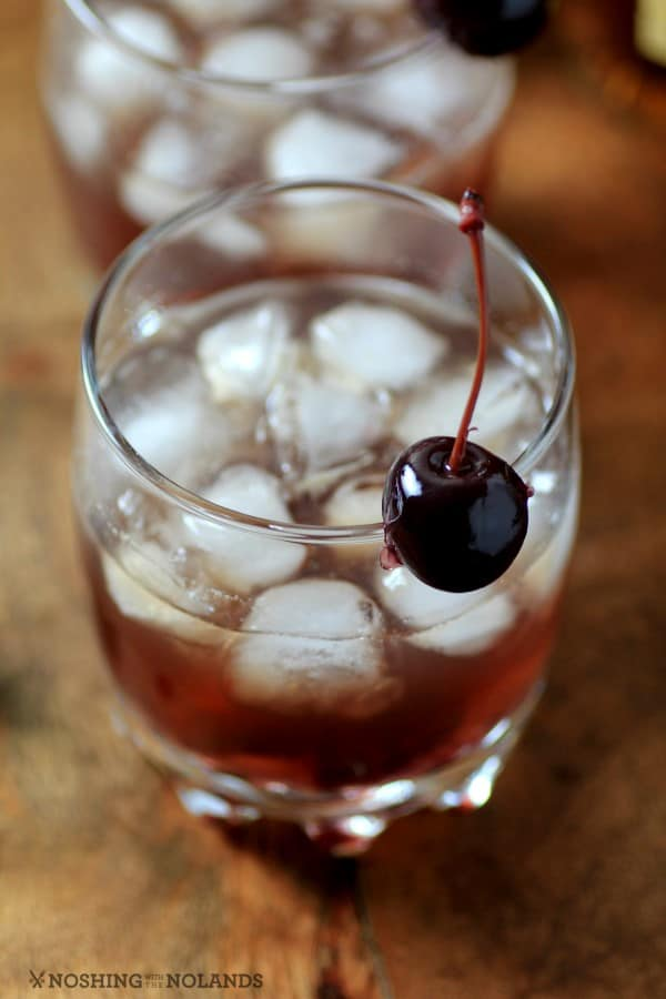 Bourbon Cherry Smash by Noshing With The Nolands (9) (Custom)