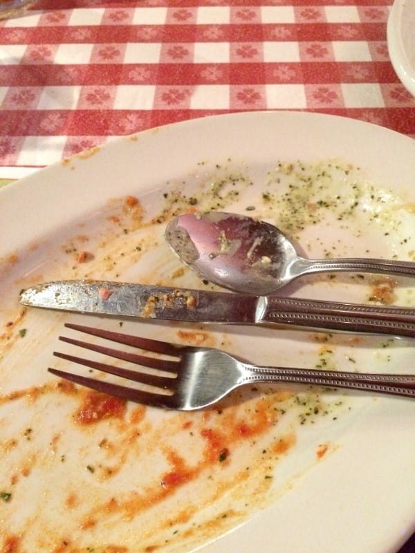 Buca di Beppo Revisited by Noshing With The Nolands