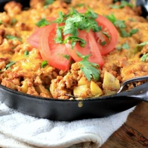Tex-Mex Little Potato Bake