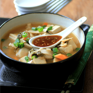 MWM Vegan Crockpot Chinese Hot Pot