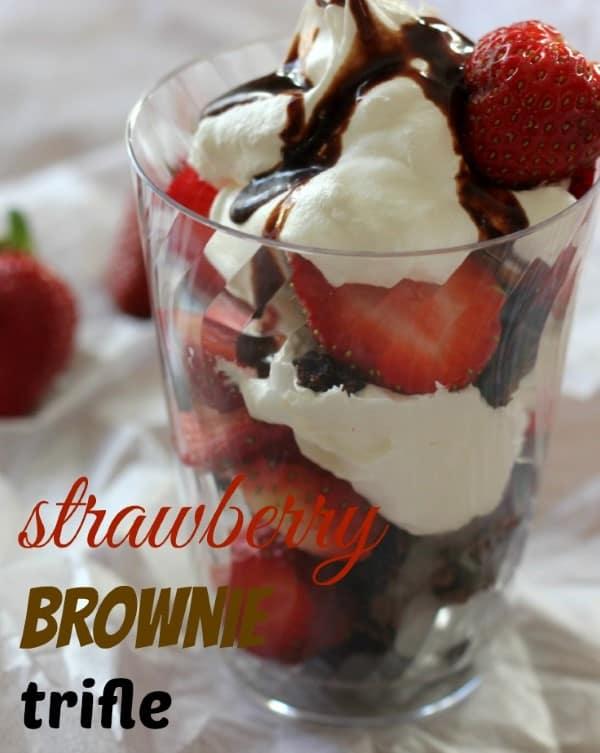 strawberry-brownie-trifle (Custom)