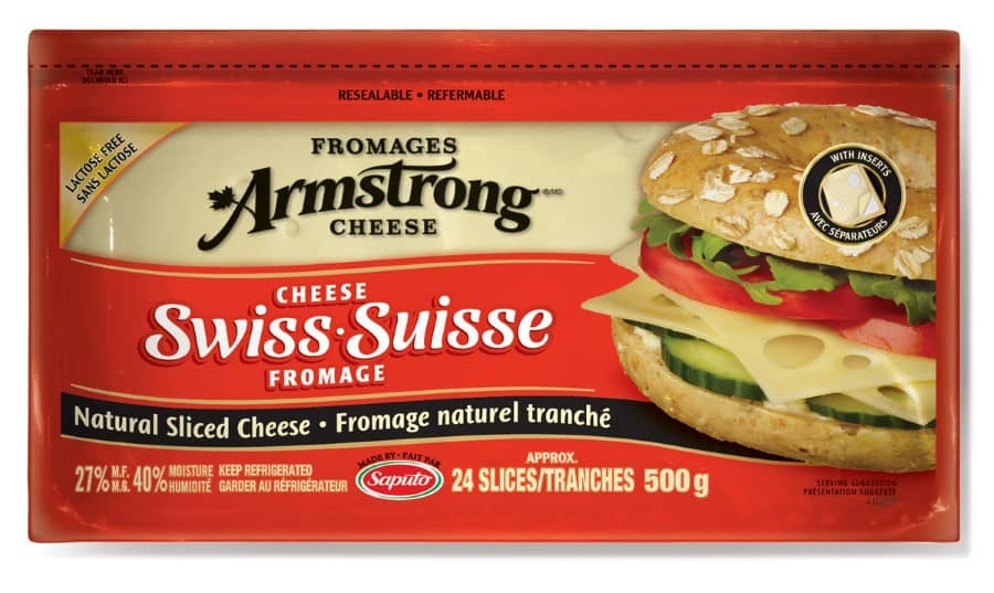 Armstrong Swiss Cheese