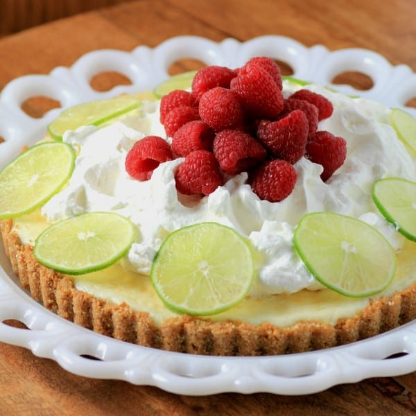 Key Lime Tart by Noshing With The Nolands