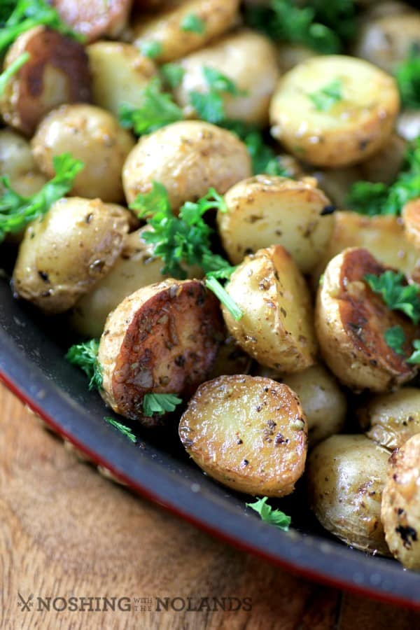 Skillet Greek Potatoes by Noshing With The Nolands (2) (Custom)