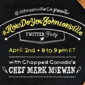 #HowDoYouJohnsonville Twitter Party