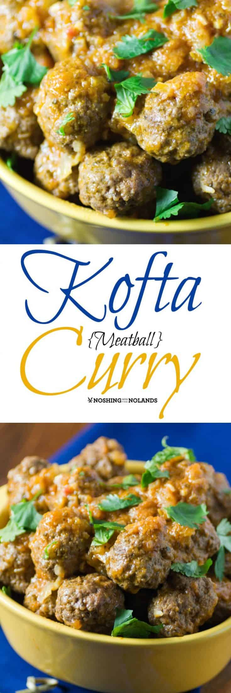 Everyone loves meatballs and these spice-filled delicacies disappeared quickly during our photo shoot for the book. They are as delicious as they look. #meatballs #curry