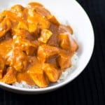 Slow Cooker Butter Chicken by Noshing With The Nolands 480x480