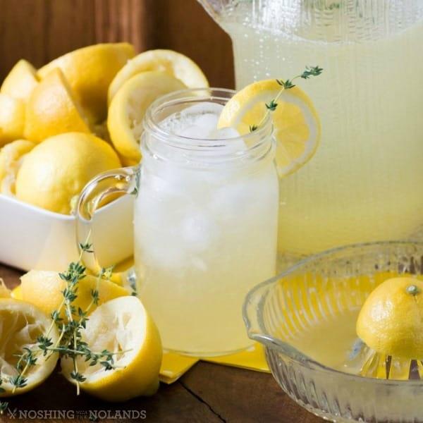 Spring Thyme Lemonade (Custom) (Custom)