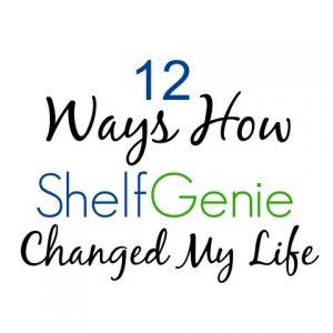 12 Ways How ShelfGenie Changed My Life