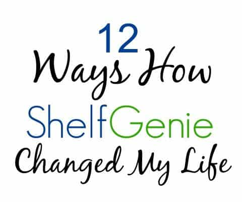 12 Ways How ShelfGenie Changed My Life