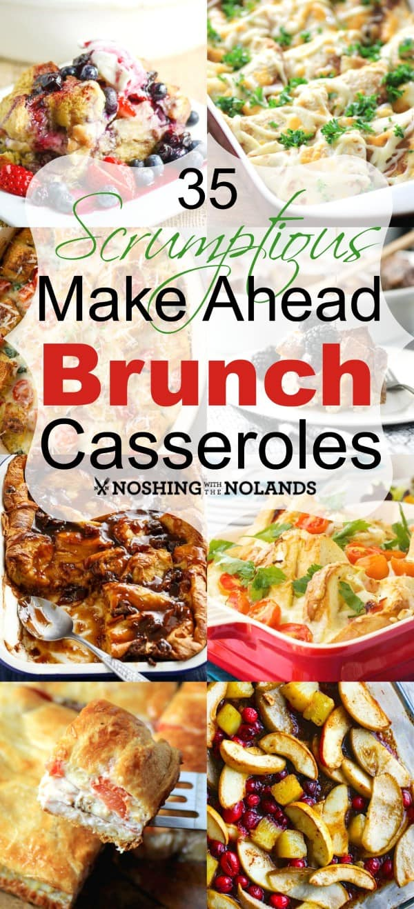 35 Scrumptious Make Ahead Brunch Casseroles Collage2 (Custom) (2)