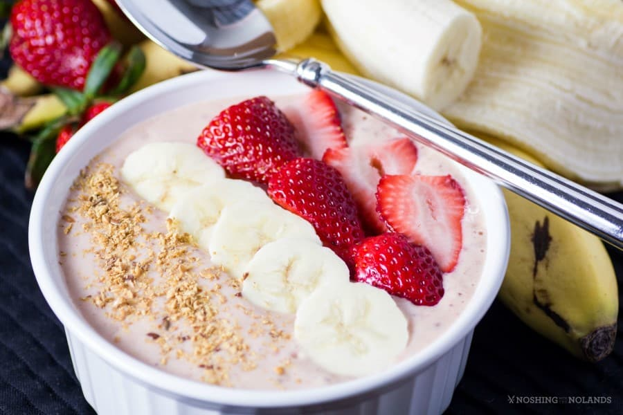Breakfast To Go Smoothie Bowl