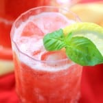 Strawberry Pineapple Lemonade by Noshing With The Nolands square (Small)