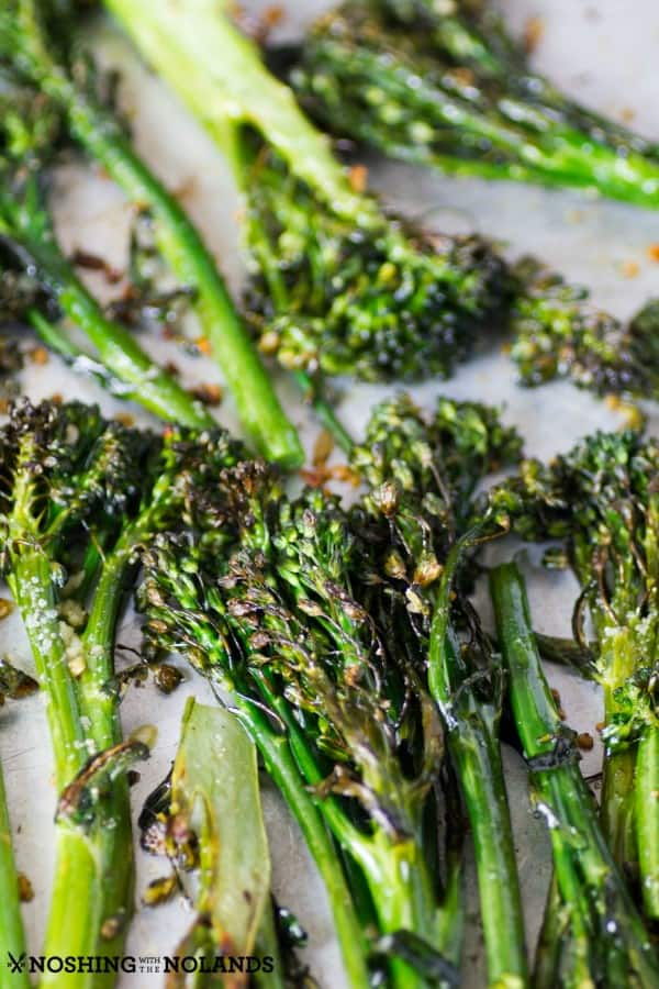 Garlic Roasted Broccolini 2 (Custom)