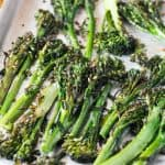 Garlic Roasted Broccolini square 480x480