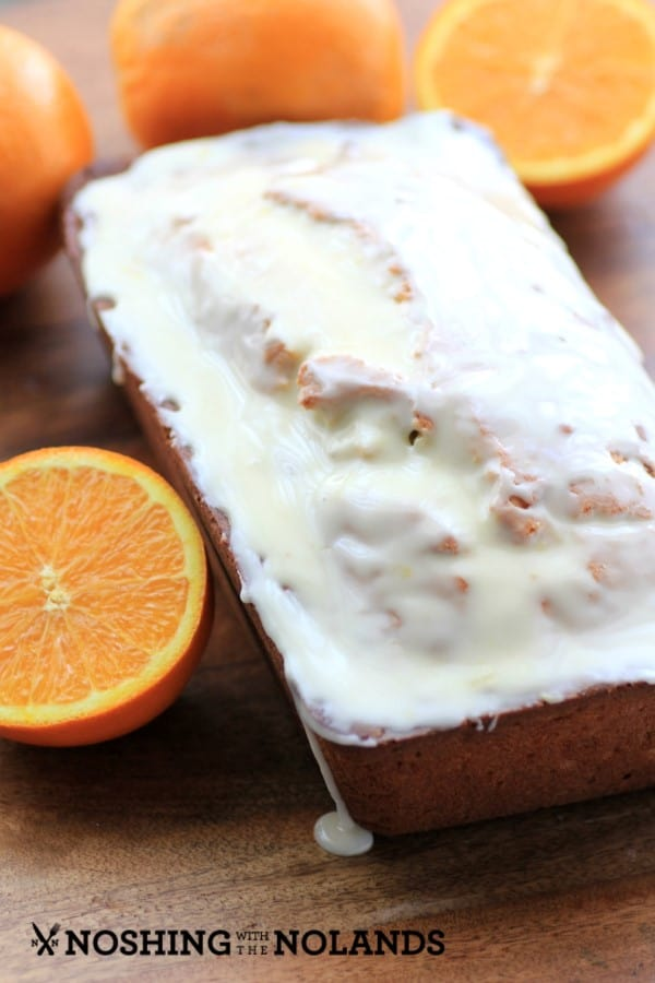Orange Pecan Loaf by Noshing With The Nolands