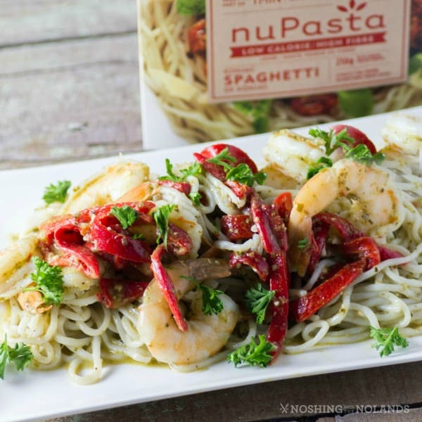 Shrimp and Pesto with Red Peppers5 (Custom)
