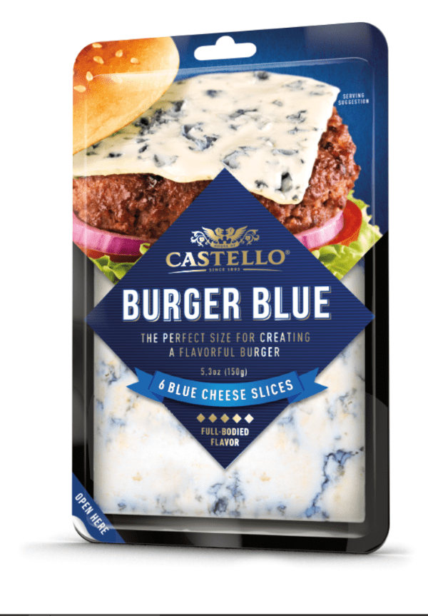 Castello Burger Blue (Custom)