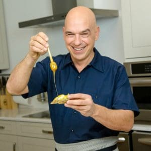 Interview Chef Michael Symon for Castello Cheese
