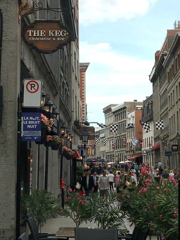 The Keg Montreal