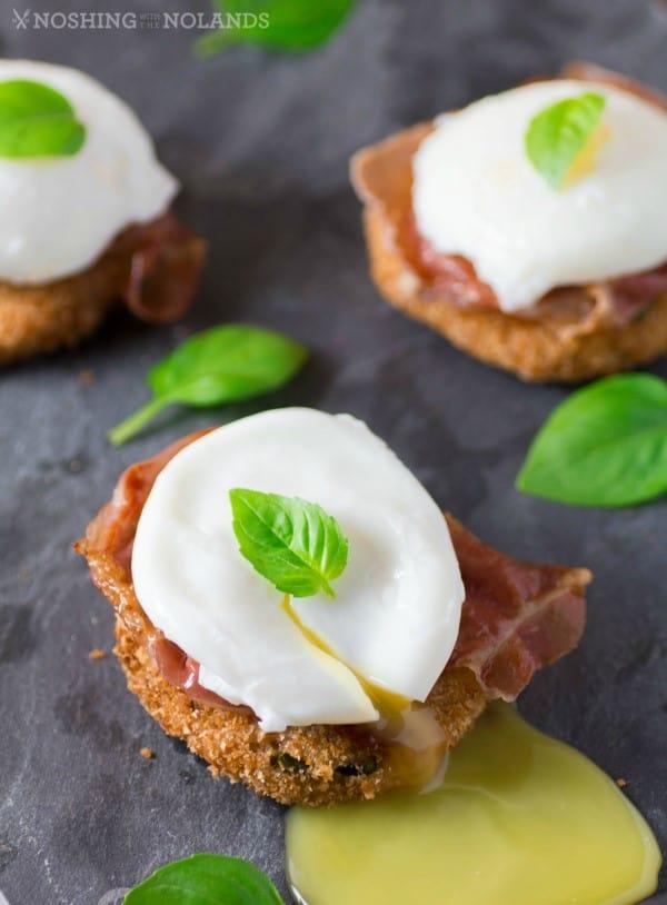 Italian Arancini Prosciutto Eggs_ (Custom)
