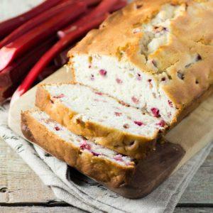 Old Fashioned Rhubarb Loaf