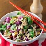 Thai Peanut Noodle Salad 480x480
