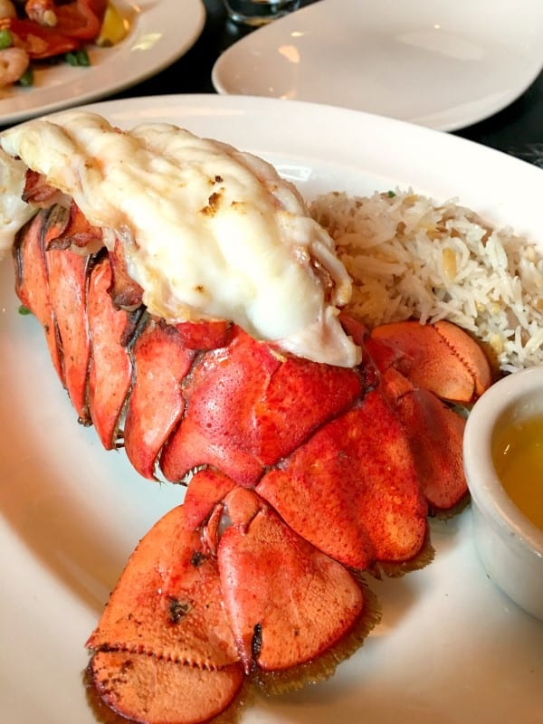 The Keg Lobster Summer
