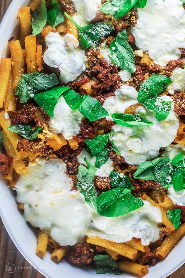 40 Comforting Fall & Winter Pasta Dishes
