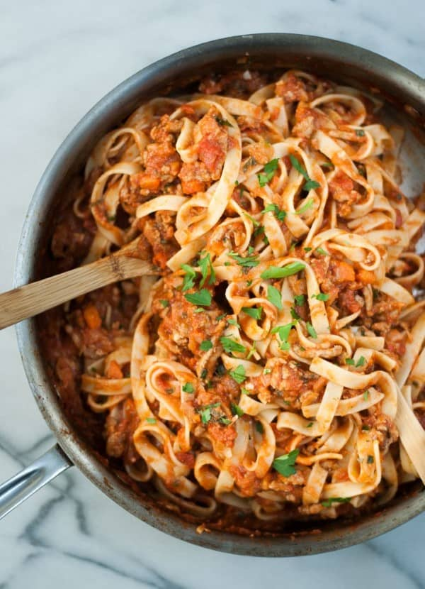 40 Comforting Fall Amp Winter Pasta Dishes Will Be Your All Time Favorites
