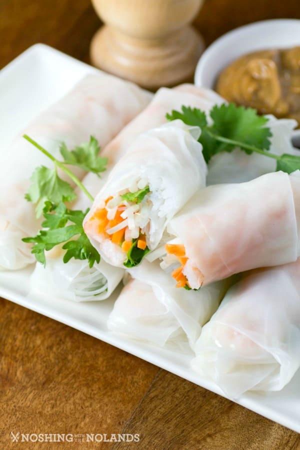 Fresh Vietnamese Summer Rolls NWTN (Custom)