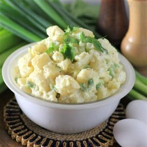 MWM – Grandma's Potato Salad