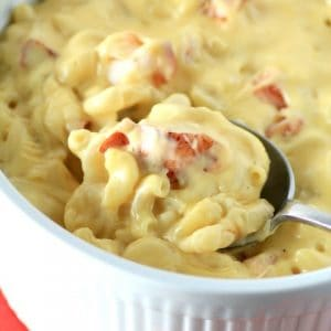 MWM – Stovetop Lobster Macaroni and Cheese