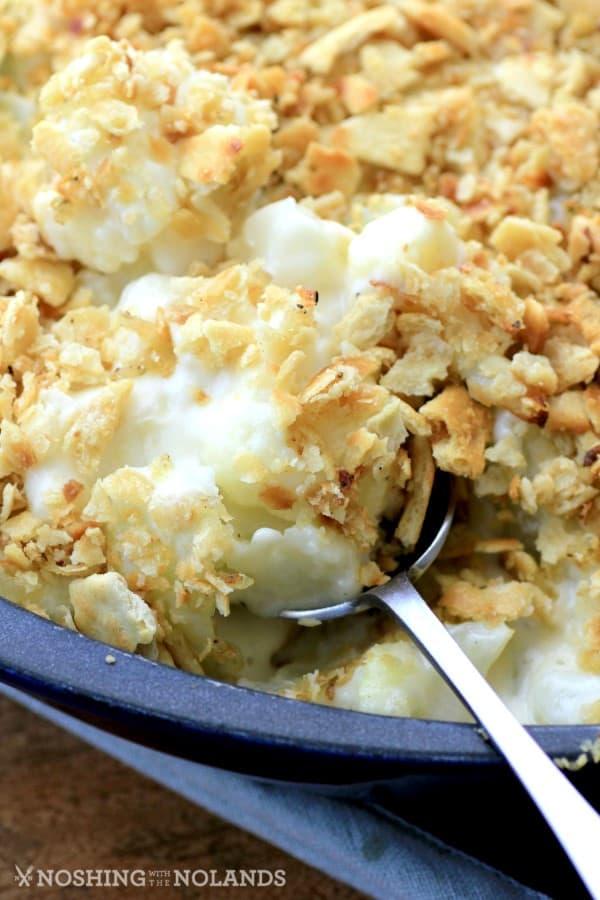 MWM Cheesy Cauliflower Fennel Casserole