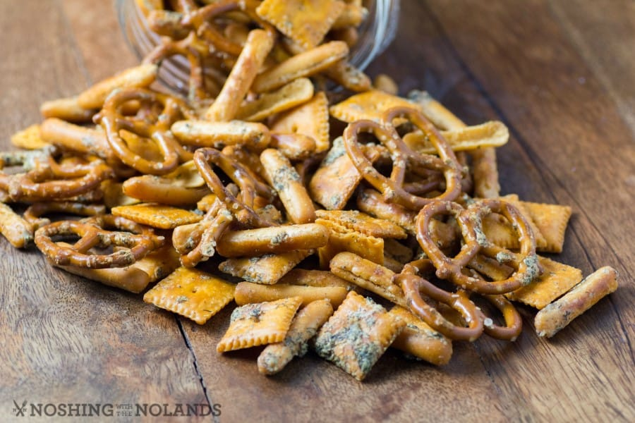 Crowd Pleasing Party Snack Mix