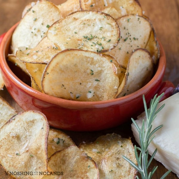 large or 2 medium russet potatoes 1½ Tbsp. finely chopped rosemary ...