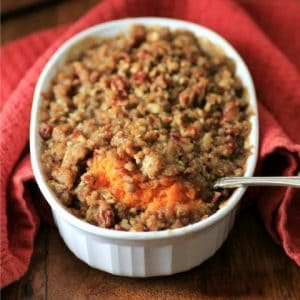 MWM – Ruth's Chris Copycat Sweet Potato Casserole