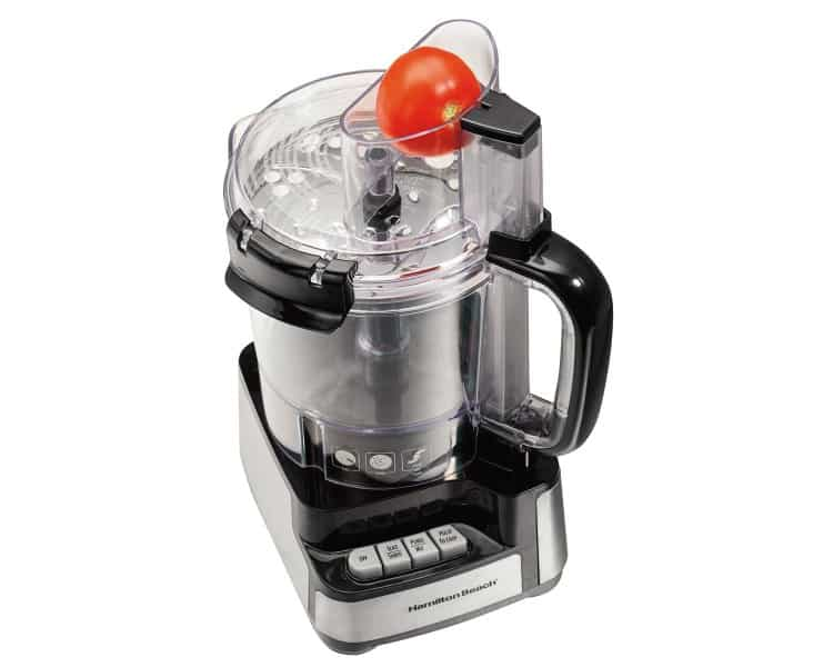 Stack and Snap Hamilton Beach Food Processor