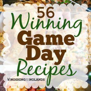 56 Winning Game Day Recipes