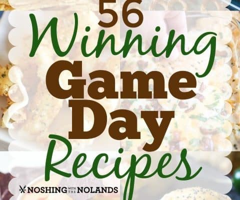 56 Winning Game Day Recipes