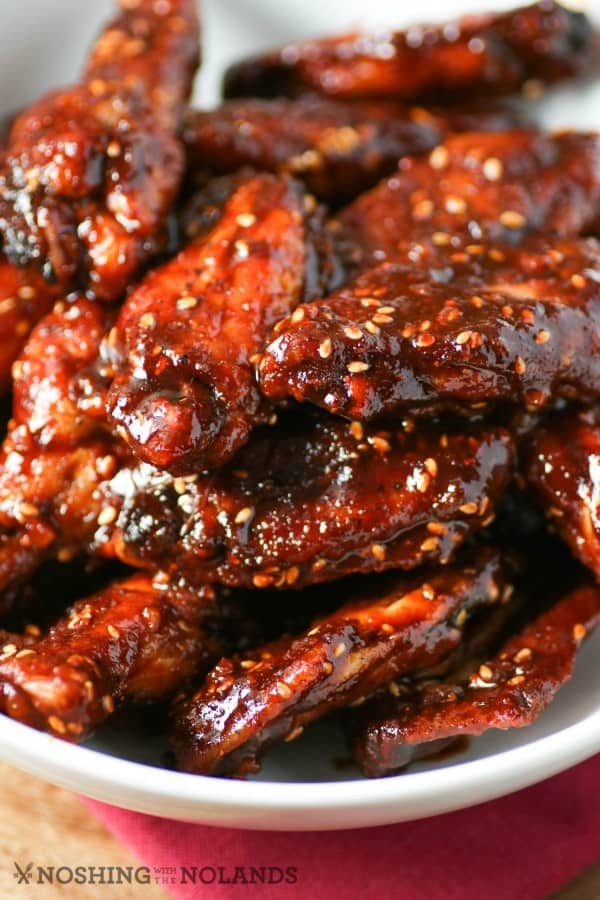 The Best Game Day Recipes – Wings with Angry Sauce