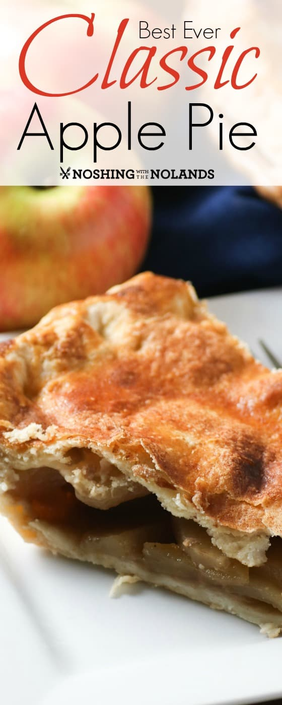 Best Ever Classic Apple Pie Recipe