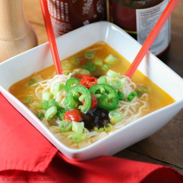 Healthy Vietnamese Pho Soup