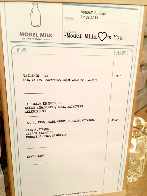 Model Milk - Calgary, AB