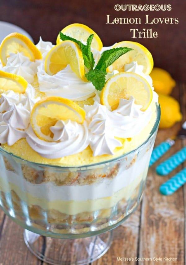 Lemon Pucker Cake